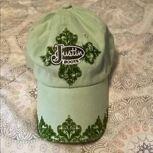 Women's Justin Boots Hat